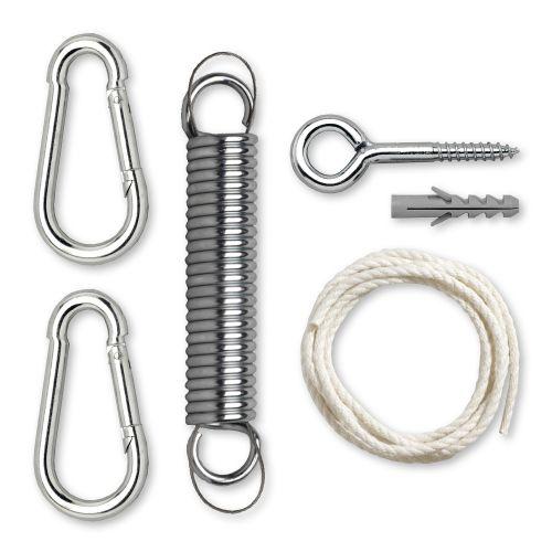 Seguro Confort White - Tak-upphängning för hängstolar