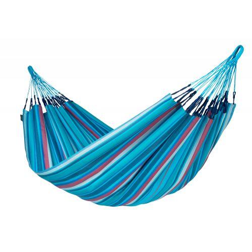 Brisa Wave - Vädertålig klassisk dubbel hängmatta