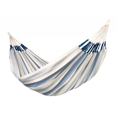 Brisa Sea Salt - Vädertålig klassisk kingsize hängmatta