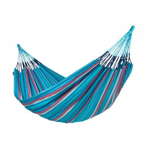 Brisa Wave - Vädertålig klassisk kingsize hängmatta