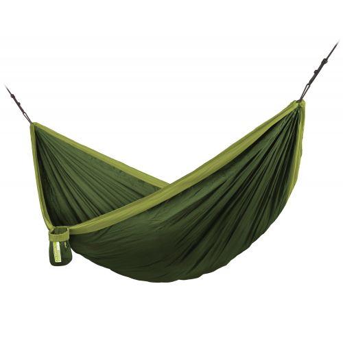 Colibri 3.0 Forest - Singel resehängmatta med upphängning