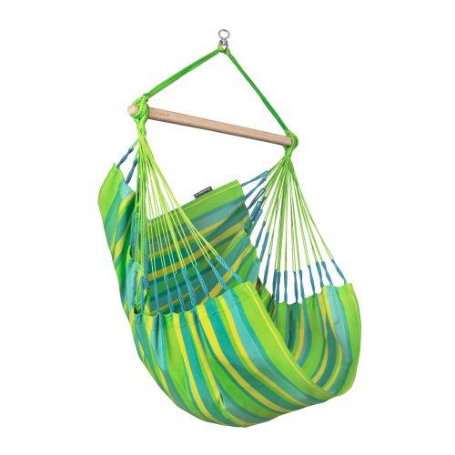 Domingo Lime - Vädertålig basic hängstol