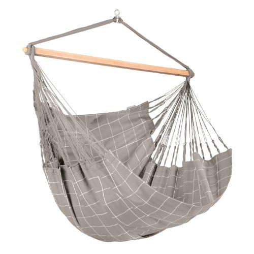 Domingo Almond - Vädertålig kingsize hängstol