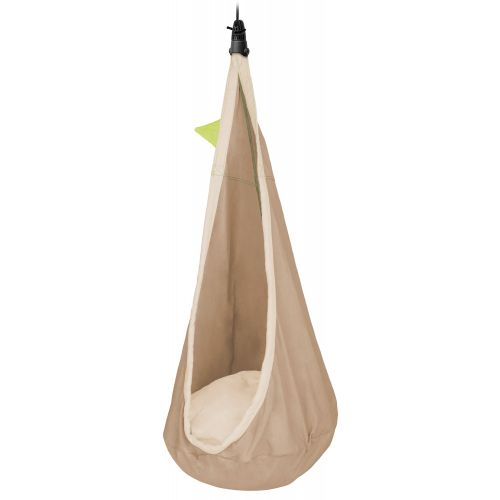 Joki Teddy - Sittpåse för barn med upphängning i ekologisk bomull