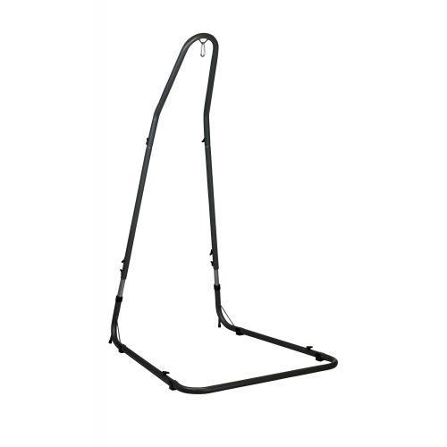 Mediterráneo Anthracite - Pulverlackerad stål-ställning för comfort hängstolar