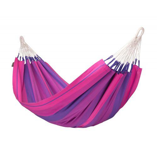 Orquídea Purple - Klassisk singel hängmatta i bomull
