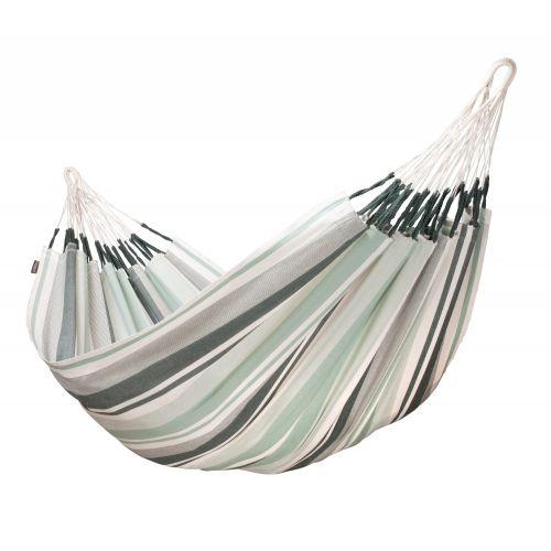 Paloma Olive - Klassisk dubbel hängmatta i bomull