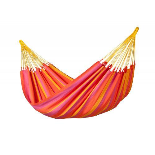 Sonrisa Mandarine - Vädertålig klassisk singel hängmatta